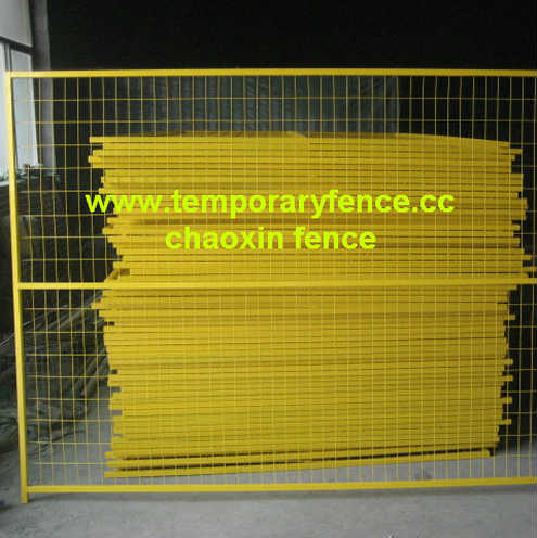Pvc Temporary Fencing