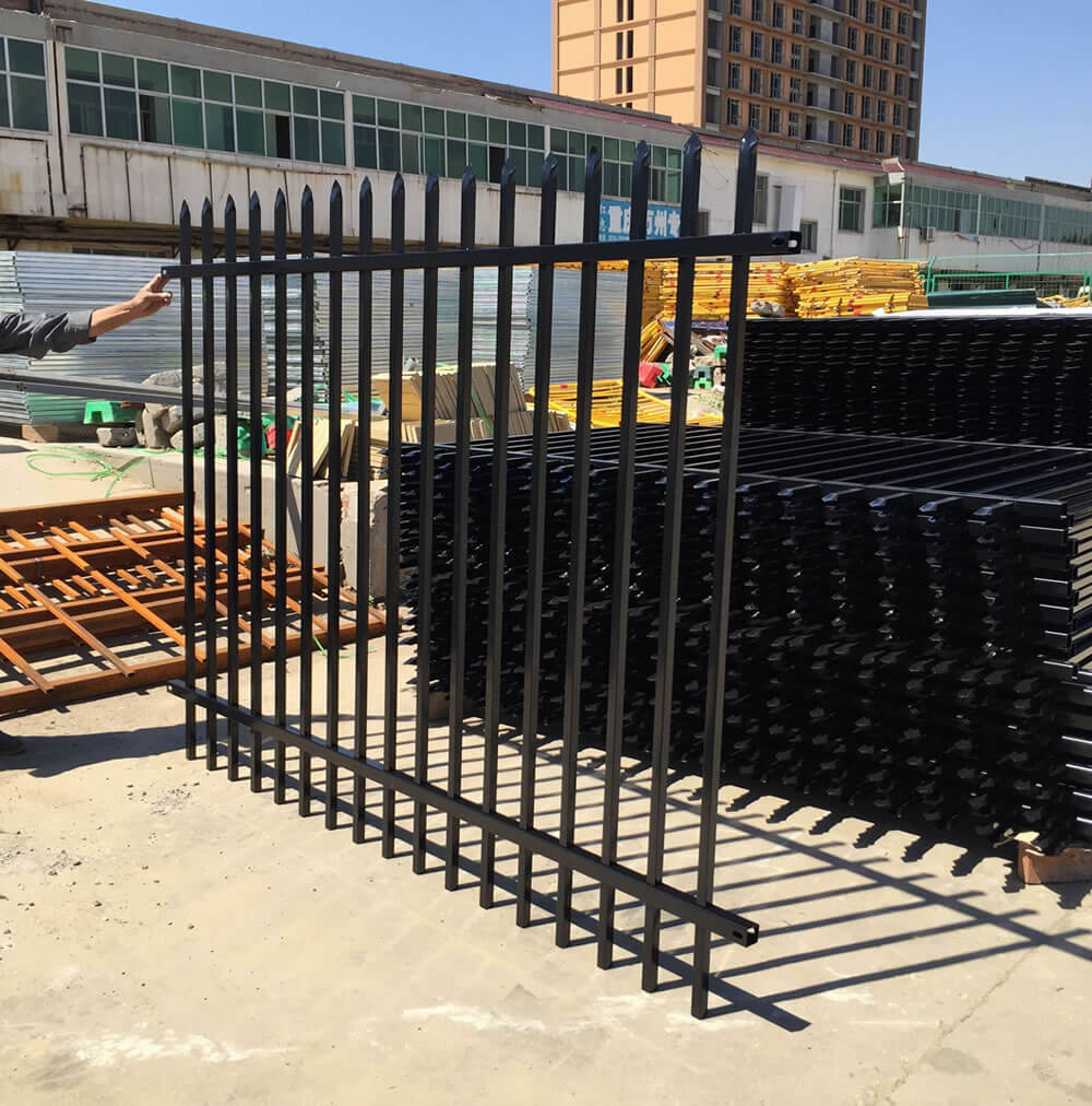 Garrison Fence Spear Top Fencing Garrison Fencing Anping
