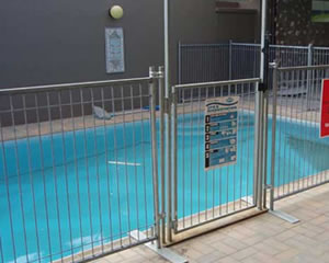 Swimming Pool Panels
