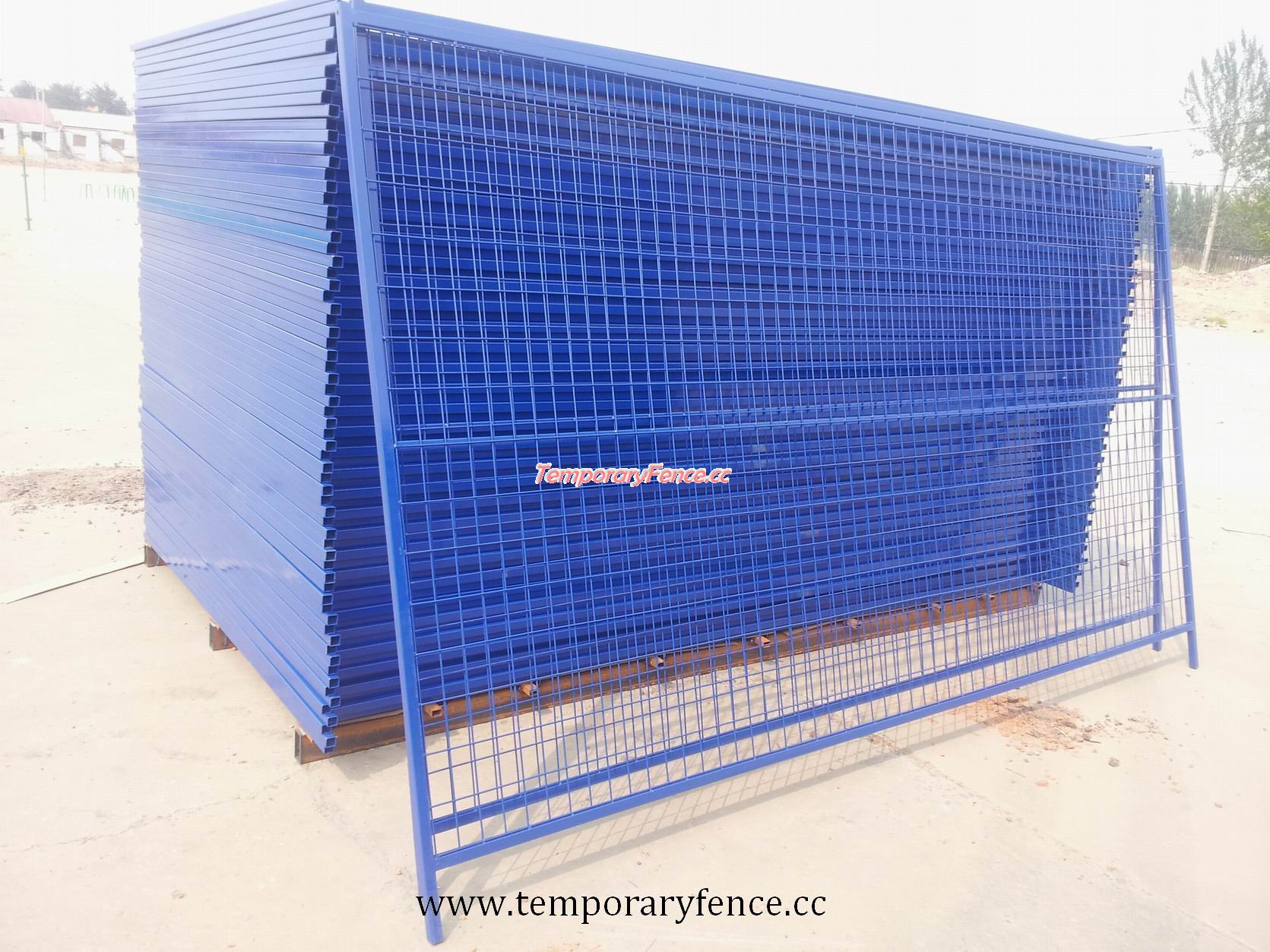chaoxin temporary fence panel