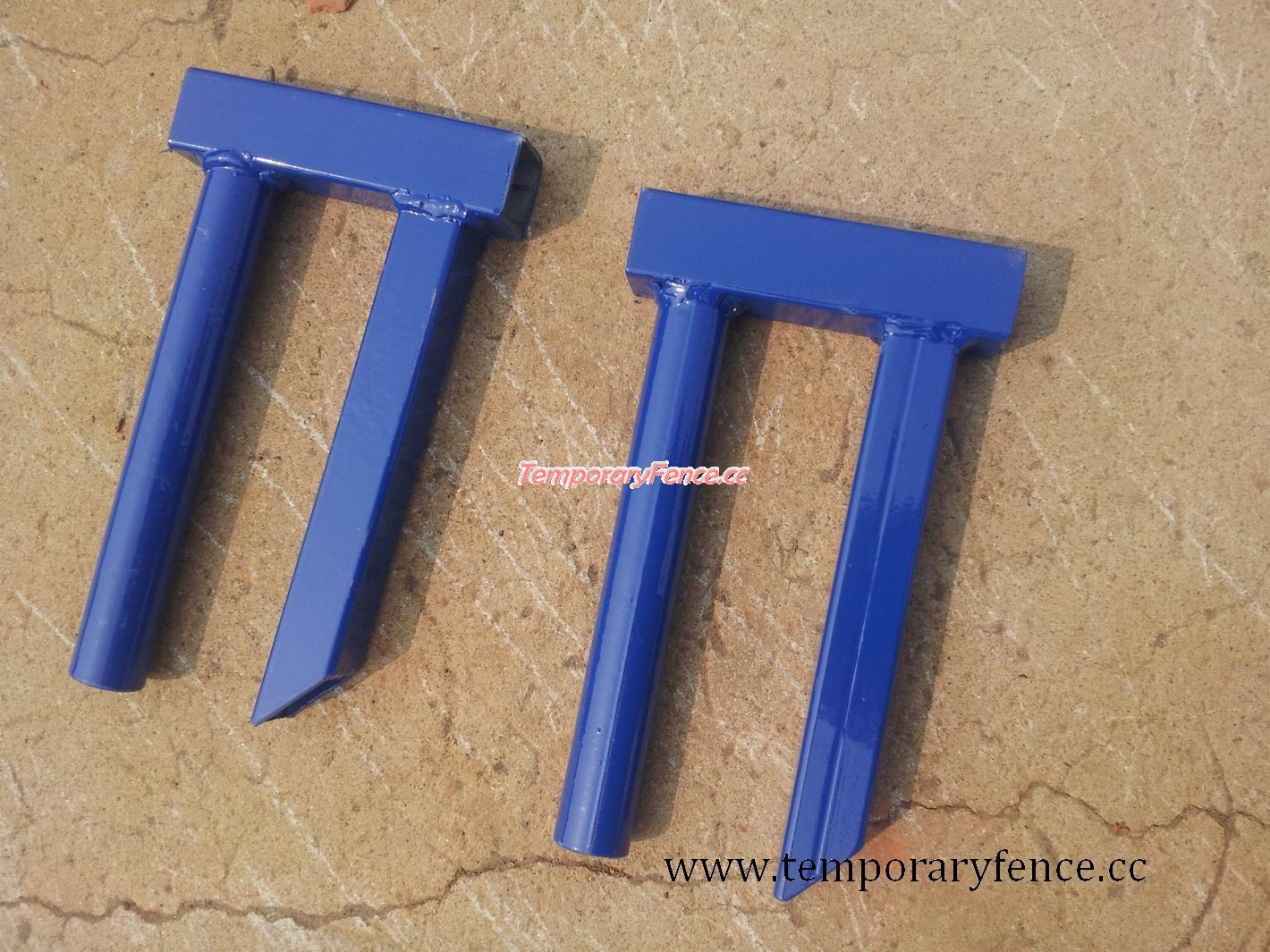 chaoxin temporary fence clamps